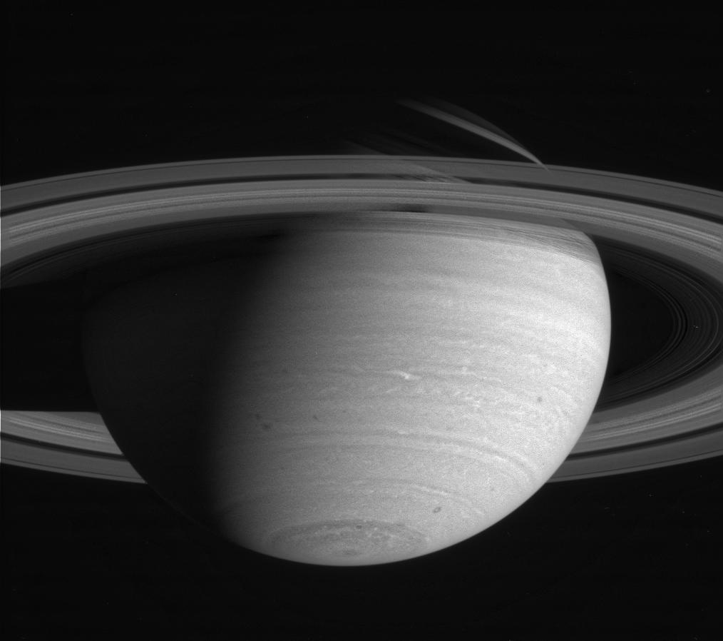 Движение, размеры, форма Сатурна